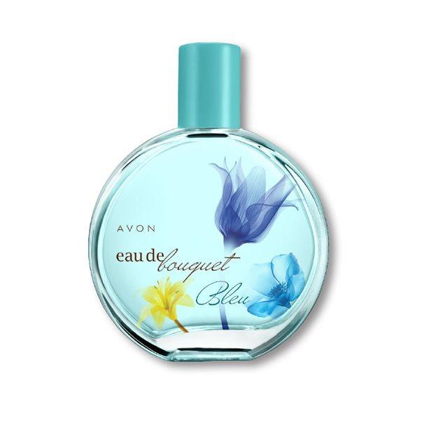 Avon Eau De Bouquet Bleu