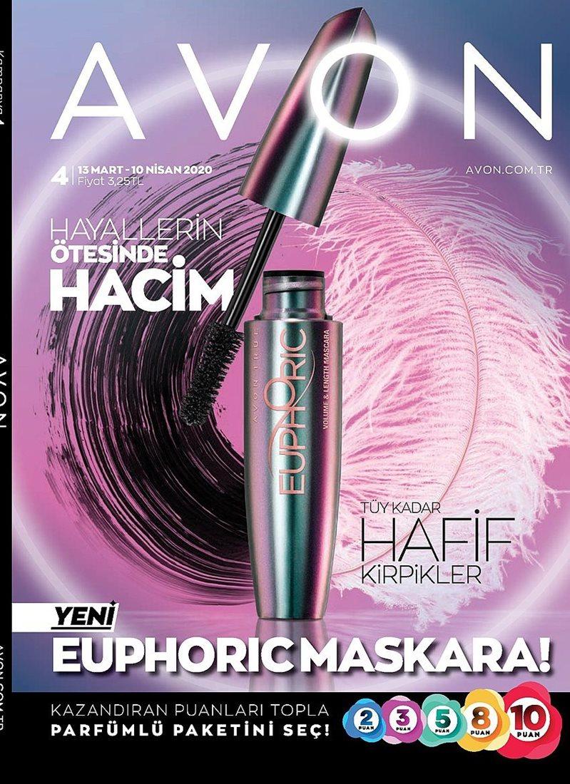 Avon Katalogu Nisan 2020